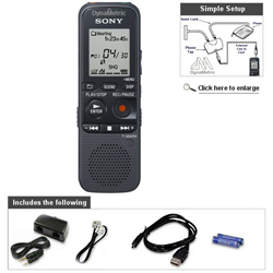 DYNAMETRIC DIGITAL PHONE TAP WITH 2GB RECORDER