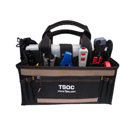 DATACOM TOOL KIT WITH NYLON BAG, BLACK