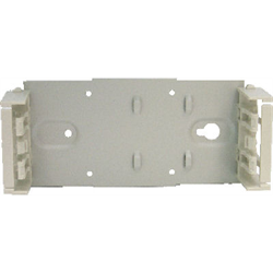 50 PAIR DISTRIBUTION MOUNT FOR BIX TYPE CONNECTOR (EACH), BEIGE